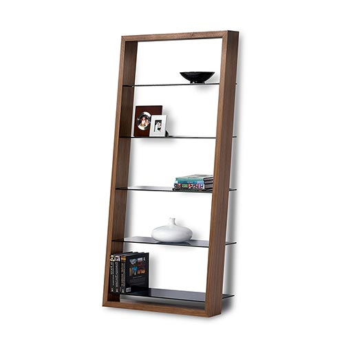 BDI Eileen Leaning Bookcase