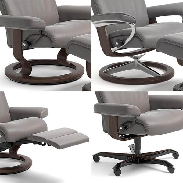 Stressless has four base options