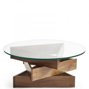Copeland Twist Round Coffee Table
