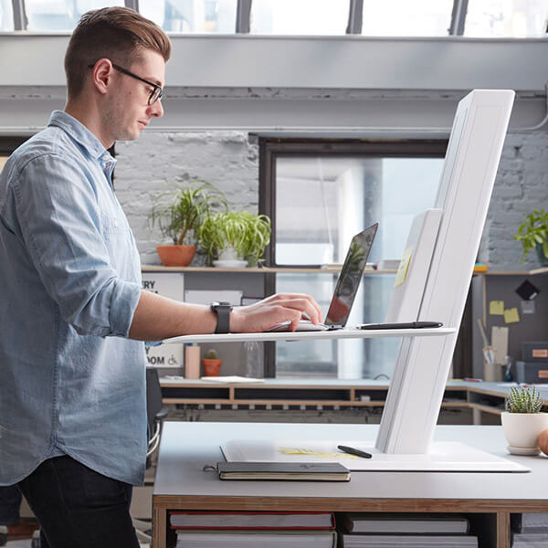 Humanscale Eco Quickstand Desk