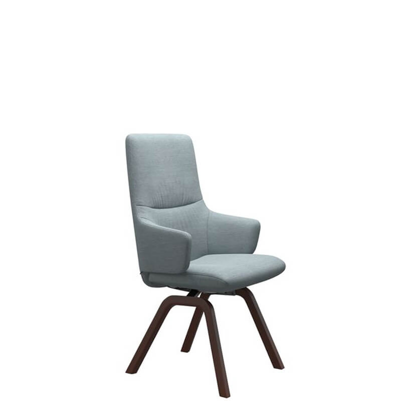 Stressless Mint Large Dining Chair High Back With Arms ...