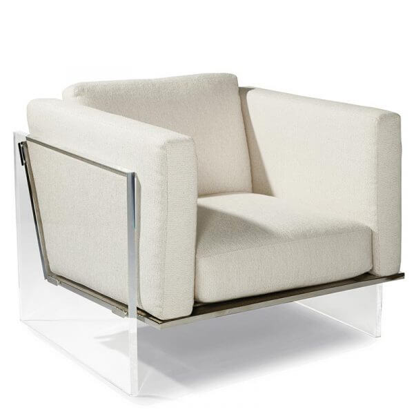 Thayer Coggin Get Smart Lounge Chair