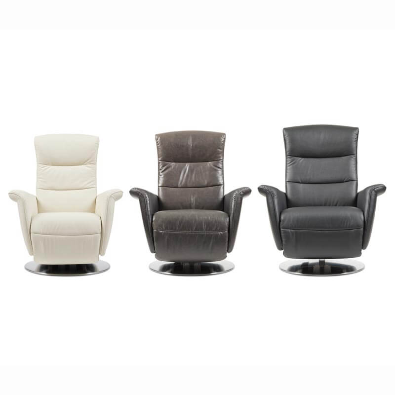 Stressless Mike and Max Power Recliners