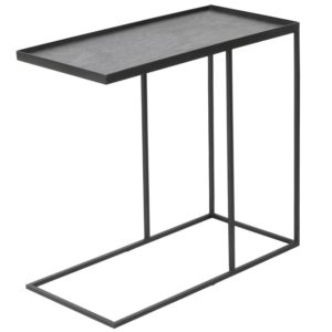 Ethnicraft Rectangular Tray Side Table